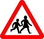 school x sign